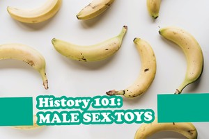 The History of Male Sex Toys